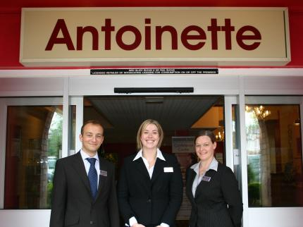 Antoinette Hotel Kingston - Laterooms