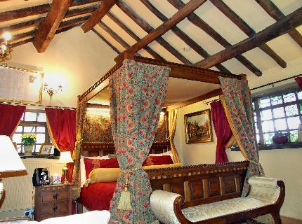 Wizards Thatch Alderley Edge - Laterooms