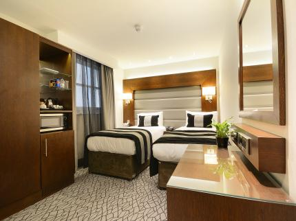 Best Western Paddington Court Hotel - Laterooms