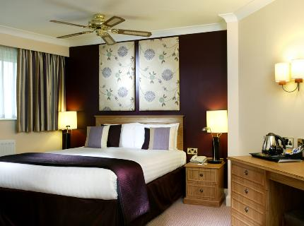 Lea Marston Hotel & Spa - Laterooms