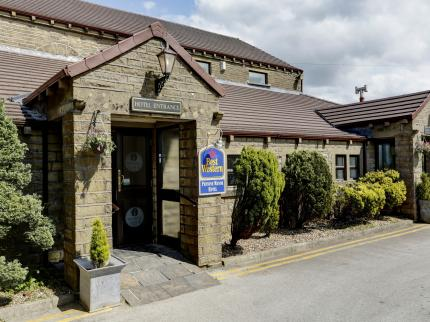 BEST WESTERN Pennine Manor Hotel - Laterooms