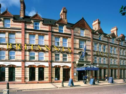 Britannia Hotel Wolverhampton City Centre - Laterooms