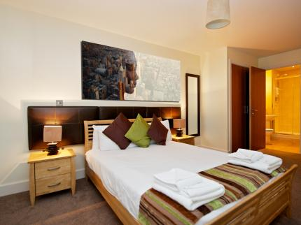 Staycity Aparthotels Arcadian Centre - Laterooms