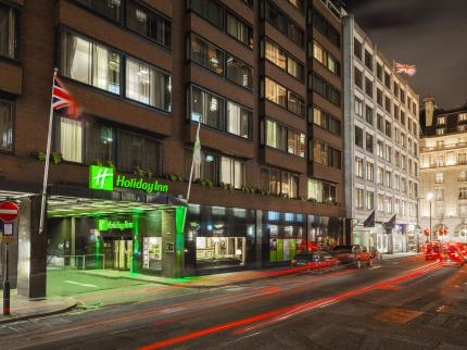 Holiday Inn LONDON - MAYFAIR - Laterooms