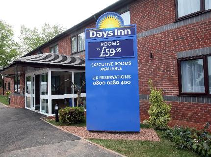 Days Inn Corley - NEC - M6 - Laterooms