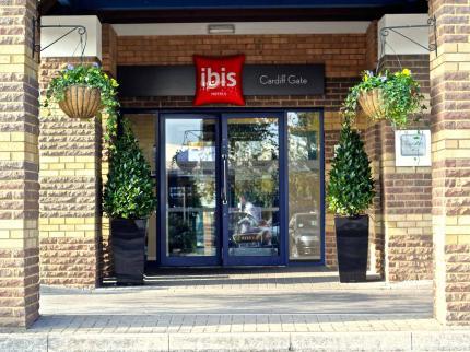 ibis Cardiff Gate - Laterooms