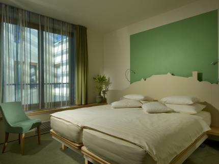 City Hotel Ljubljana - Laterooms