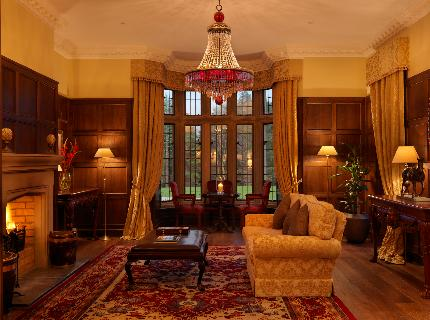 Solis Lough Eske Castle - Laterooms