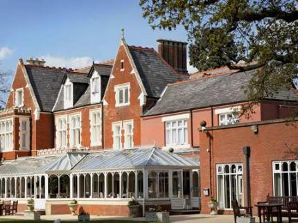 Hilton St Anne's Manor, Bracknell - Laterooms