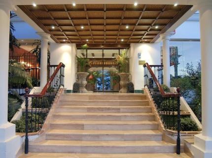 Hotel Hacienda Puerta Del Sol - Laterooms