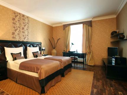 Skaritz Hotel and Residence - Laterooms
