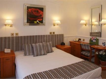 BEST WESTERN Rombalds Hotel - Laterooms