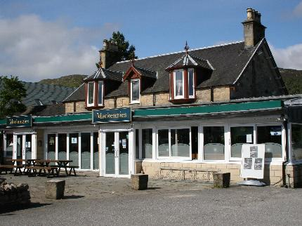 MacKenzies Highland Inn - Laterooms