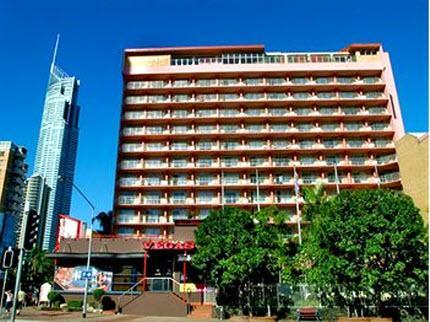 Islander Resort Hotel - Laterooms