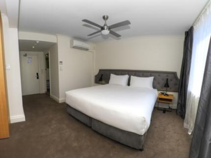 Pensione Hotel Perth - Laterooms