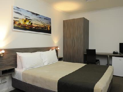 Leisure Inn Sydney Central - Laterooms