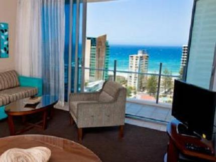 Wyndham Surfers Paradise - Laterooms
