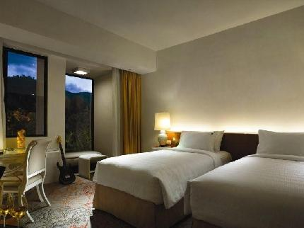 Hard Rock Hotel Penang - Laterooms