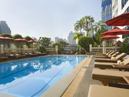 Amari Boulevard Bangkok - Laterooms