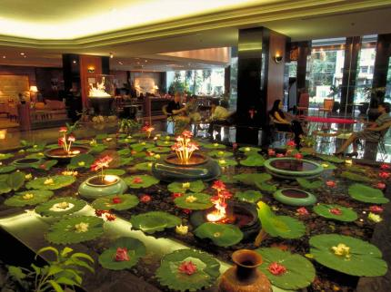 Bangkok Hotel Lotus Sukhumvit - Laterooms