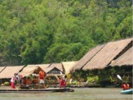 River Kwai Jungle Rafts - Laterooms