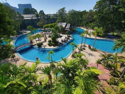 Green Park Resort - Laterooms