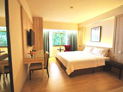 Residence Rajtaevee Bangkok - Laterooms