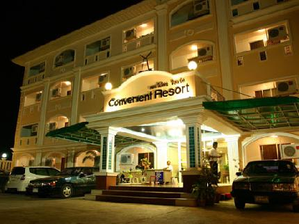 Convenient Resort Suvarnabhumi - Laterooms