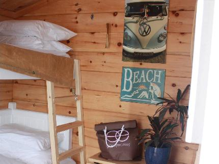 Tolcarne Surf Shacks - Laterooms