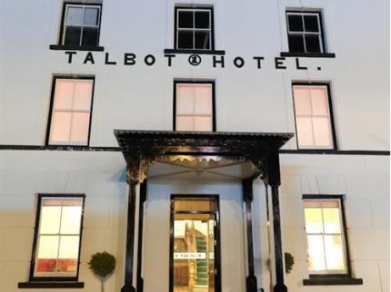 Y Talbot Tregaron - Laterooms