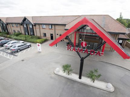 Ramada Cambridge - A14/M11 - Laterooms