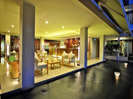 The Haven Bali Seminyak - Laterooms