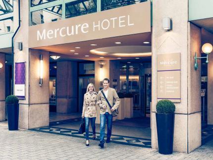 Mercure Budapest Korona Hotel - Laterooms