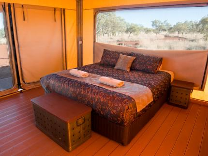 Karijini Eco Retreat - Laterooms