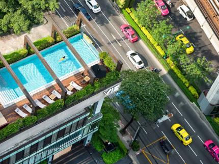 VIE Hotel Bangkok MGallery by Sofitel - Laterooms