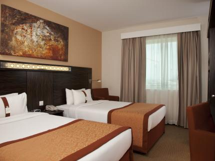 Holiday Inn Express DUBAI - JUMEIRAH - Laterooms