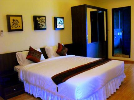 Monsane River Kwai Resort & Spa - Laterooms