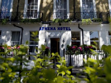 Athena Hotel - Laterooms