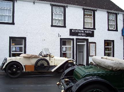 Kenmuir Arms Hotel - Laterooms