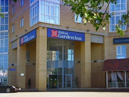 Hilton Garden Inn Perm Hotel - Laterooms