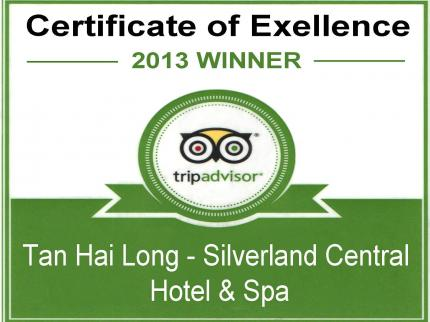 Silverland Central Hotel & Spa - Laterooms