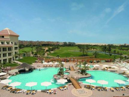 Hilton Pyramids Golf Resort - Laterooms