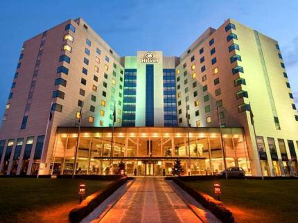 Hilton Sofia - Laterooms