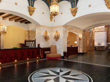 Hilton Moscow Leningradskaya - Laterooms