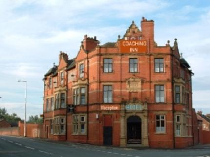 Coaching Inn Hotel - Laterooms