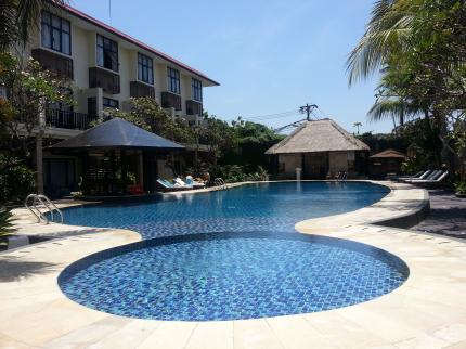 Best Western Resort Kuta - Laterooms