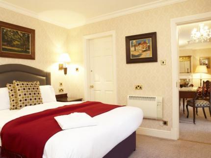 Etrop Grange Hotel - Laterooms