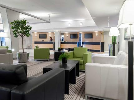 Novotel Luxembourg Kirchberg - Laterooms