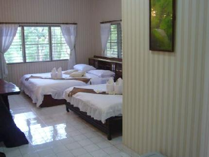 Saiyok River House - Laterooms