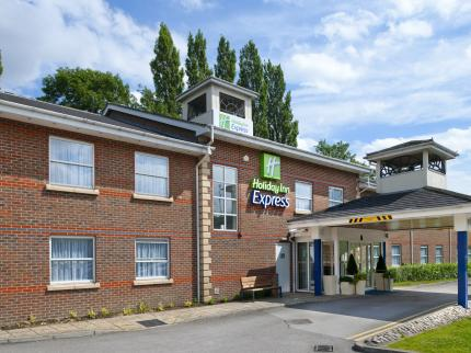 Holiday Inn Express LEEDS - EAST - Laterooms